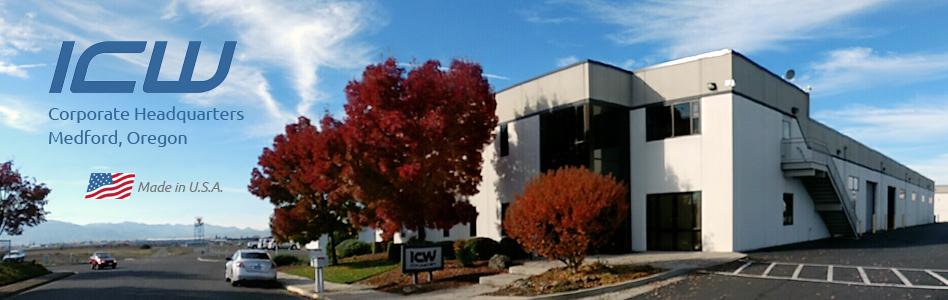 ICWUSA Corporate Headquarters in Medford Oregon USA