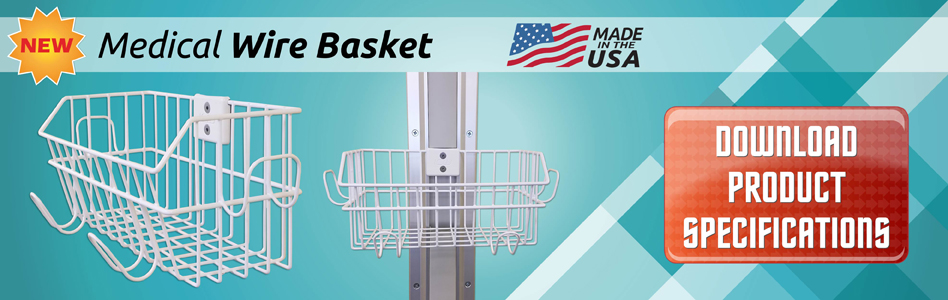 Dental Wire Basket