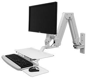 Elite 5216 Double Arm Mount Icw Dental