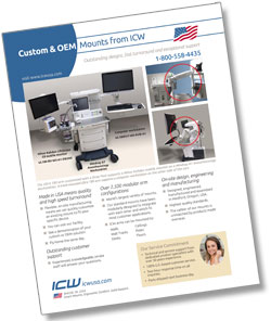 Download ICW Dental's Custom & OEM Brochure